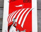 Scandinavian Recipes  Cook Book Recipe Pamphlet Booklet