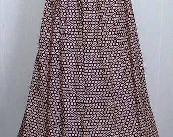 Woman's Pioneer Clothes, Pioneer Trek Clothing Trail Clothing Trek  Skirt  - Ready to Ship