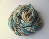 Handspun Yarn - Merino - Thick and Thin Yarn - Chunky Yarn - Bulky Yarn - Ready to Ship