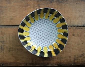 Elle Keramikk Bowl, Elle Ceramic Norway Bowl, Elle Pottery Bowl, Scandinavian Modern Ceramics