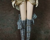 jiajiadoll - caramel latte hole shorts jeans for Momoko misaki fashion royalty obitsu dorandoran