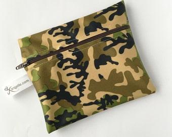Medium Camo Reusable Bag