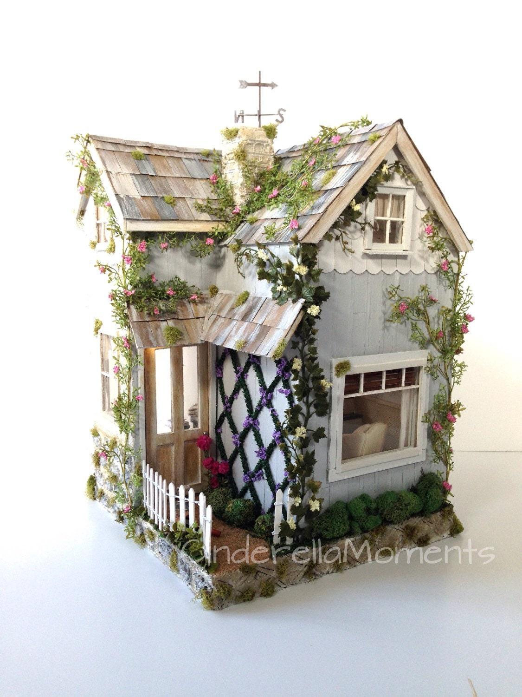 la belle maison custom dollhouse. Black Bedroom Furniture Sets. Home Design Ideas