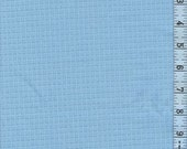 Light Blue Double Knit Fabric  1 1/8 Yard