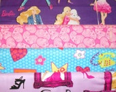 BARBIE #2 Fabrics, Sold INDIVIDUALLY not as a group, by the Half Yard