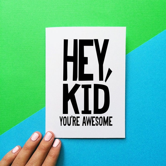 funny valentine card for kids birthday card for children hey