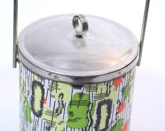 60's Vintage mid-century ice bucket