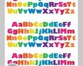 My ABC's Complete #214 Paper Piecing Alphabet Quilt Pattern PDF