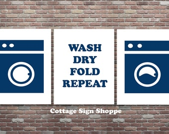Laundry Room Wall Art, Laundry Sign, Laundry Room Signs, INSTANT DOWNLOAD, YOU Print, Laundry Room Wall Decor,Laundry Room Art,Laundry Decor