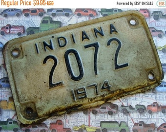 20PercentOff One Vintage License Plate from 1974