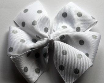 Pinwheel Hairbows - Girls Hair Bows - Toddler Hair Bows
