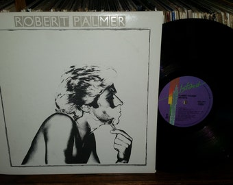 Robert Palmer Secrets Vintage Vinyl Record
