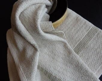 Handwoven Organic Cotton Hand Towel