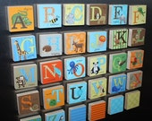 THANK YOU SALE Kids Animal Alphabet Magnets Learn Your Abc's Mg0004