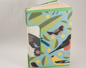Nature Journal, Notebook or Guestbook with Lined Pages