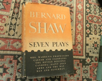 Seven Plays of George Bernard Shaw 1951
