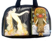 "Bag molly creative bag unique bag n53 ""Doriane"""""