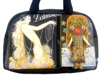 "Bag molly creative bag unique bag n53 ""Doriane"""""