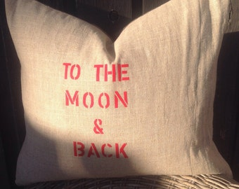 Printed Pillow Case,