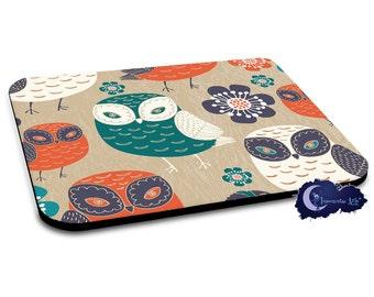 Hooty Hoot Owls Mousepad
