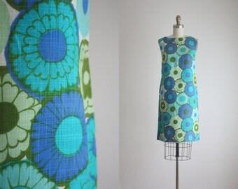 linen garden dress