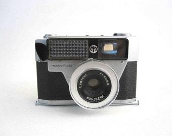 Vintage Mansfield Skylark 35mm. Made in Japan. Circa 1960's.