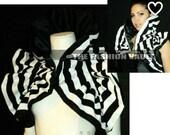 Reversible Bolero Shrug The Fashion vault