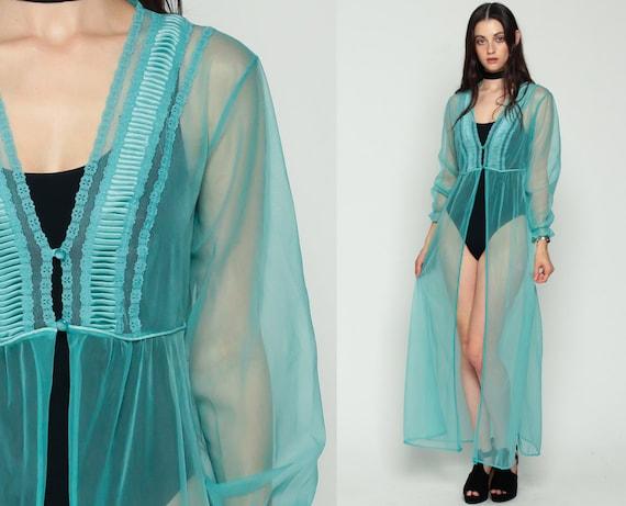 Empire Waist Robe