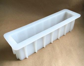 Tall, Skinny Silicone Soap Mold, 50 oz.