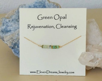 Carded Intention Jewelry