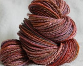 Hand spun super fine merino 3 ply worsted 196 yards (134 grams/4.7 oz) 15% off 100.00