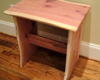 Table  Rustic Cedar