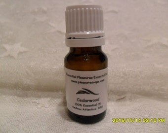 Cedarwood Atlantic Essential Oil  100% Essential Oil  u Pick Size      Cedrus Atlantica