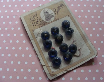 Shabby Edwardian Era Antique ~ Vintage Dress Buttons
