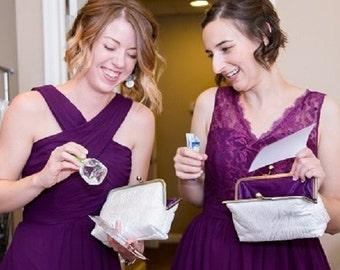 Classic Diamond White Peacock Clutch,Bridal Accessories,Bridal Clutch,Bridesmaid Clutch,Wedding Purse,Brocade Clutch,Clutch