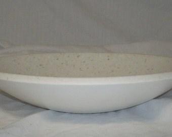 Corian Bowl Multi Colored Speckled Stone Decorative Bowl