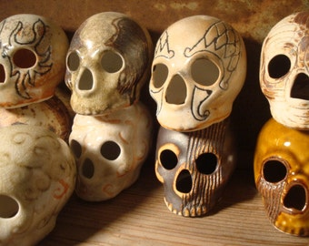 Premium Grab Bag Skulls 20 Dollars Each Buy Three Get One Random Skull Free