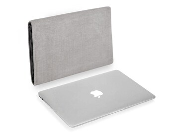 Apple MacBook Air  Natural Linen Silver Grey 13 or 11 inch