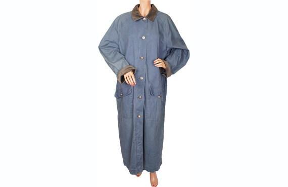 Vintage Duster Coat 17
