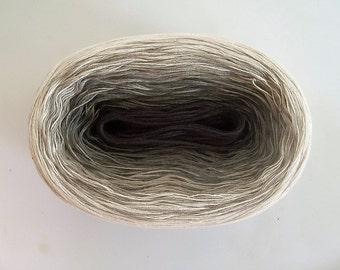 SILVERSTAR II -- 150 gr/720 yards -- Color Changing Cotton yarn   Fingering Weight