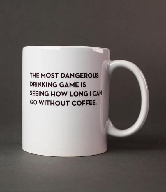 drinking game mug. #046