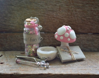 Tooth Fairy Kit - Blossom Pink