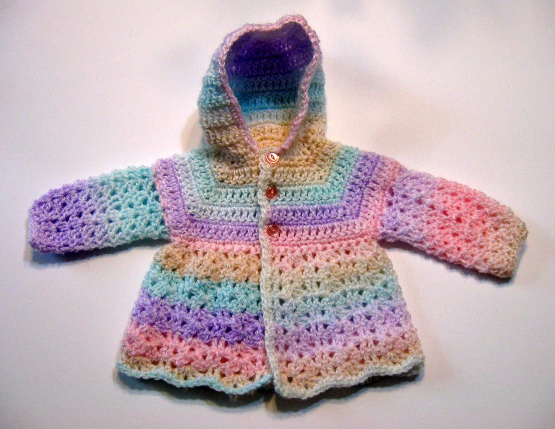 Top Down Crochet Sweater Patterns - English Sweater Vest