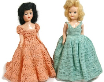 Vintage Fashion Dolls from 1940's