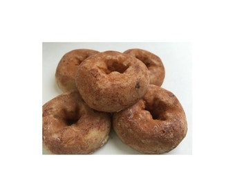 On Sale Sugared Cinnamon Doughnut Wax Tarts - Candle Melts - Wax Melters