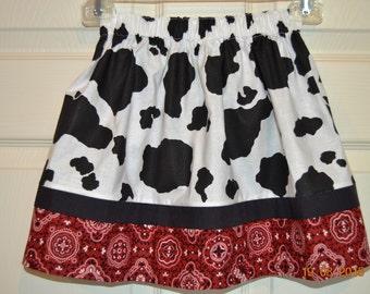 Cowgirl Skirt -Girls