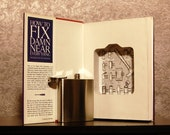 Hollow Book Safe & Flask - How to Fix Damn Near Everything
