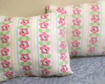"""HELLO KITTY PILLOW (one pillow), Decorative Pillow, 14"""" x 15"""", flannel fabric"""