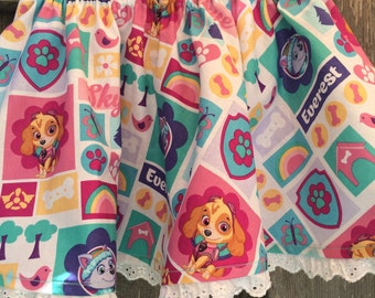 Skye Everest Paw Patrol Twirly Skirt