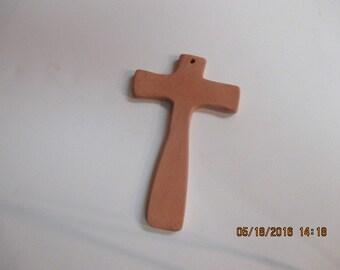 Decorative Stoneware Cross